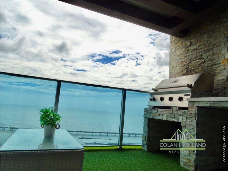 se vende apto en ph icon tower coco del mar