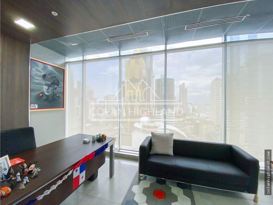 alquiler o venta oficina torre pdc obarrio