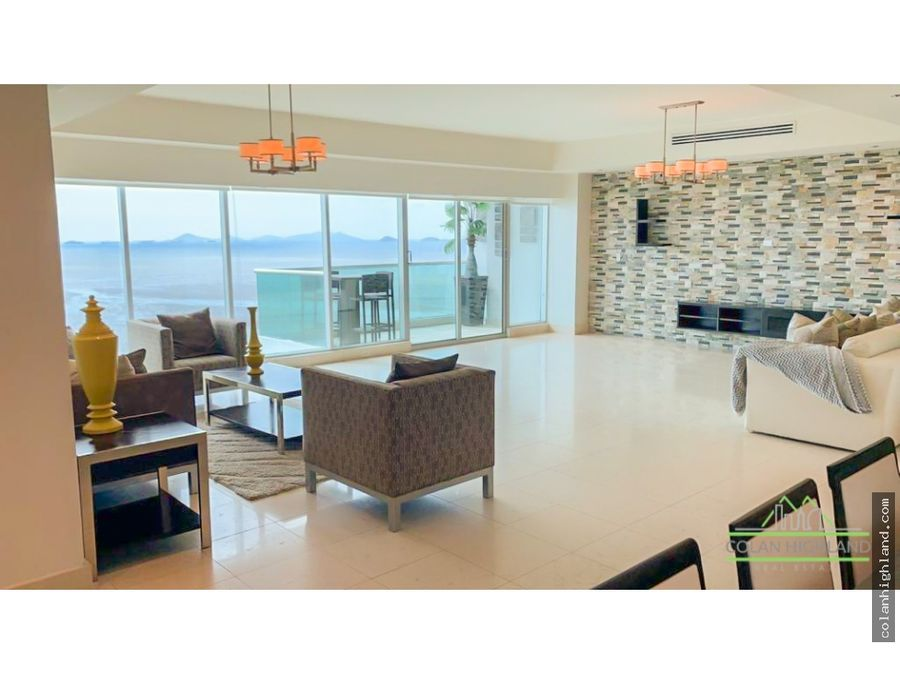 se vende apartamento en ph ocean two costa del este