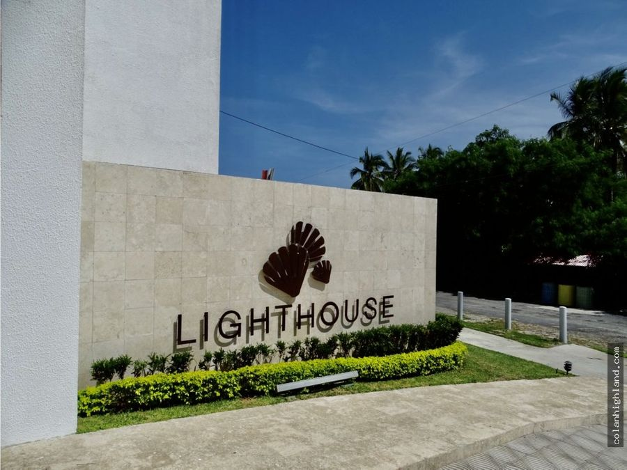 se vende apto en lighthouse playa blanca