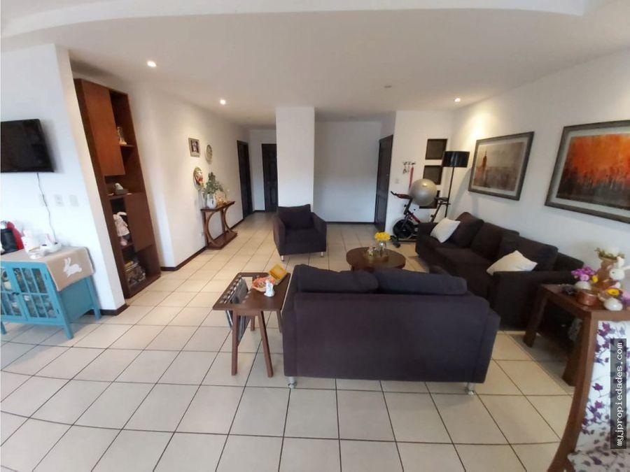 venta hermoso apartamento en condominio en torre