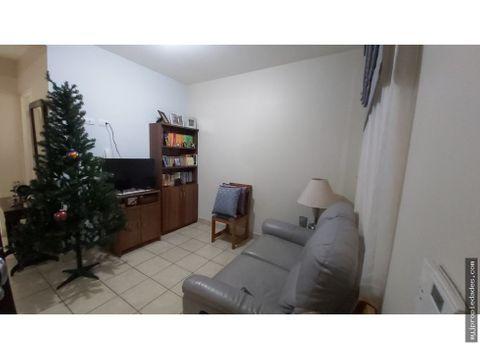 venta de apartamento de 1 planta en condominio