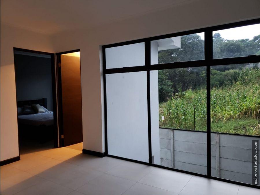 venta de hermosa casa moderna en residencial el roble alajuela