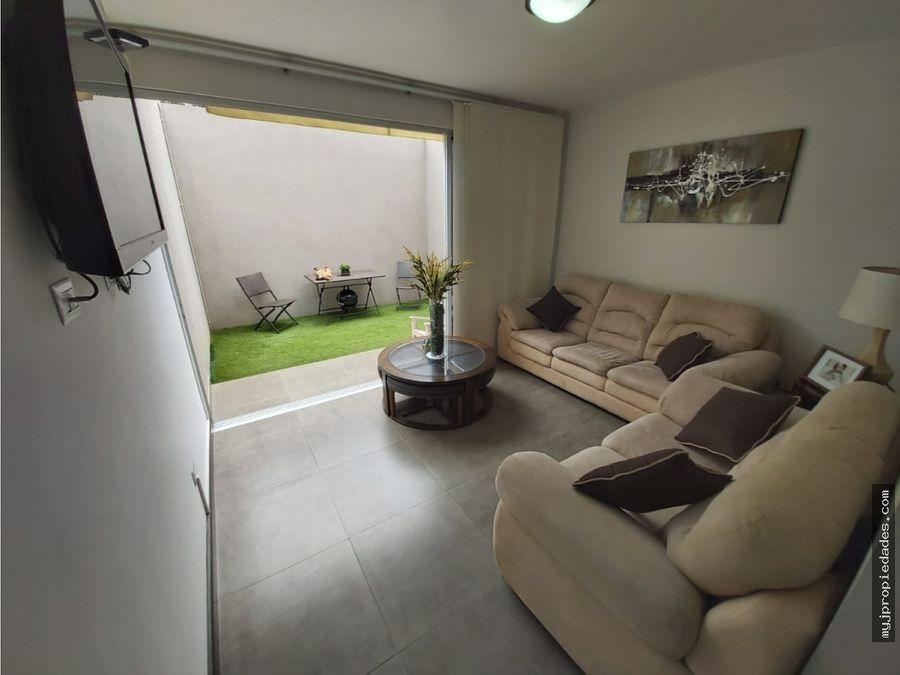 venta de apartamento en residencial santa ana poszos