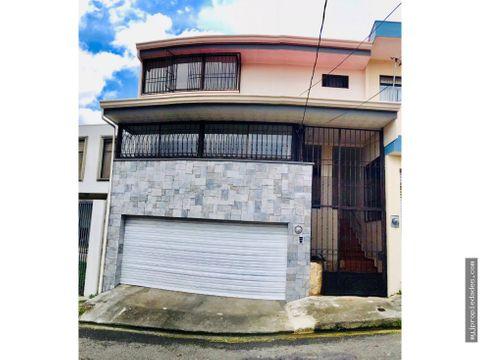 venta de casa en residencial heredia san pablo