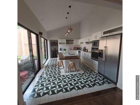 venta hermosa casa contemporanea en condominio
