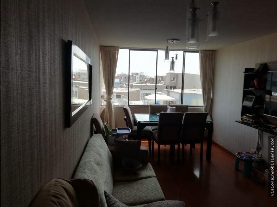 hermoso departamento en condominio villabonita