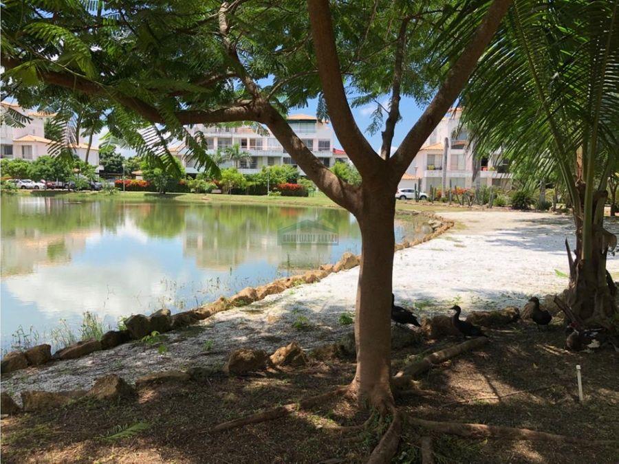 cartagena arriendo apto zona norte laguna club