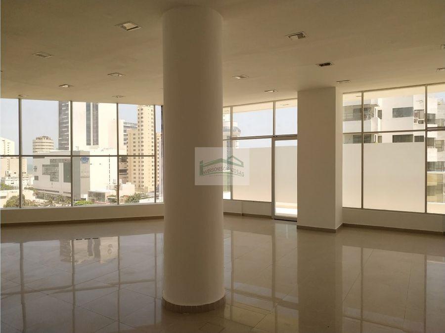 cartagena arriendo oficinas bocagrande 31a04