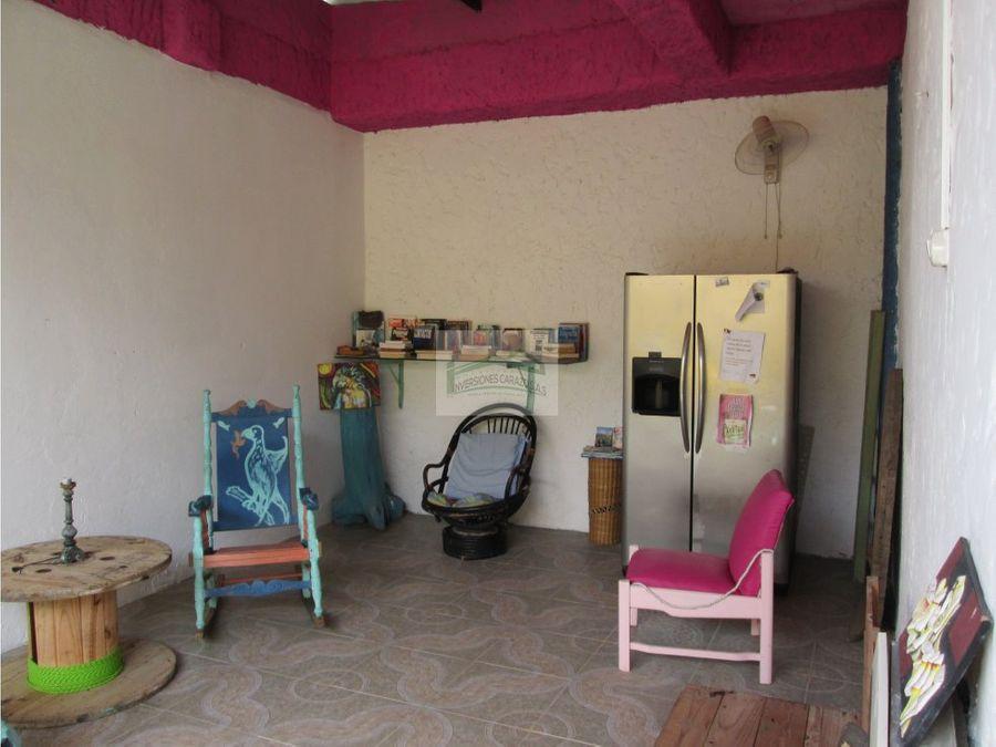 cartagena venta casa hostal torices 25a10
