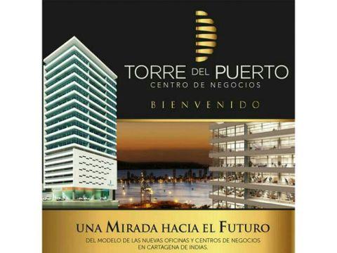 cartagena oficinas manga edificio torre del puerto