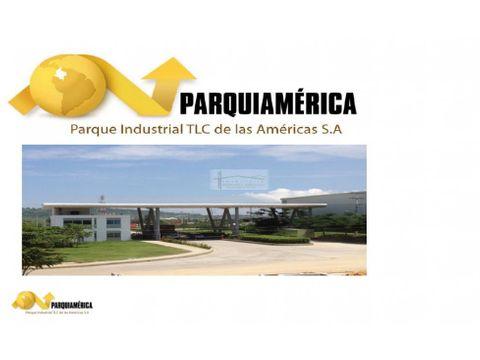 parquiamerica parque industrial tlc