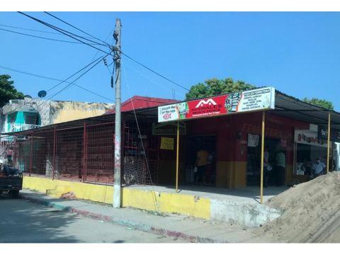 cartagena venta de casa comercial avenida olaya 225a03