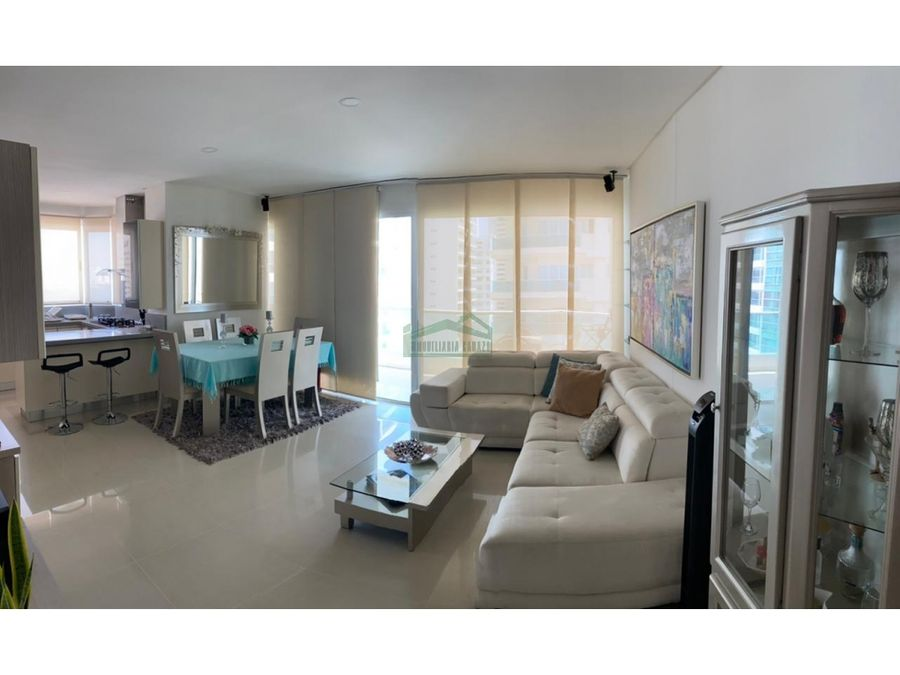 cartagena apartamento venta castillogrande 11b06