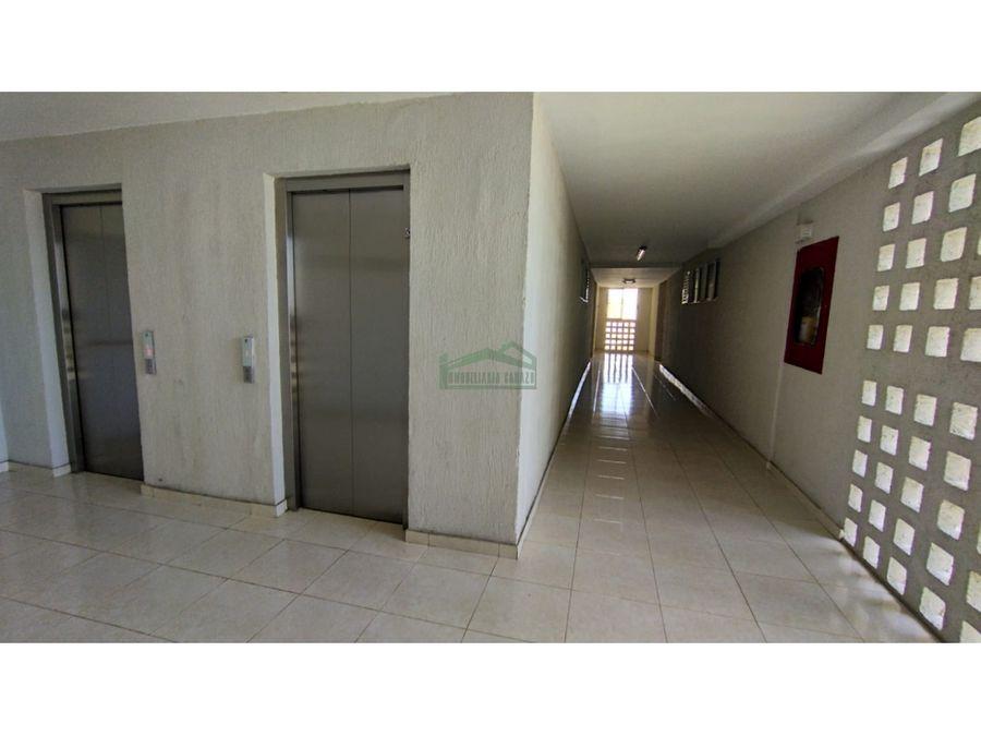 cartagena venta de apto en el alto bosque 2 habitaciones