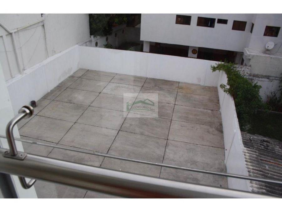 cartagena arriendo edificio crespo 74a01