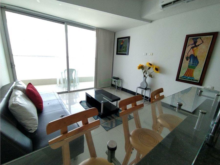 cartagena venta apartamento de 1 alcoba en bocagrande