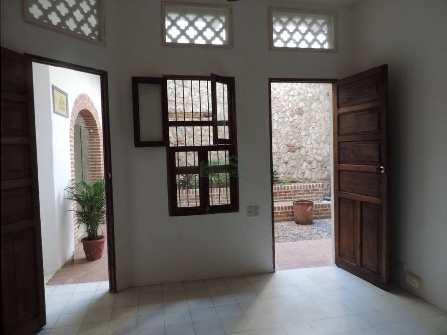 cartagena arriendo casa san diego