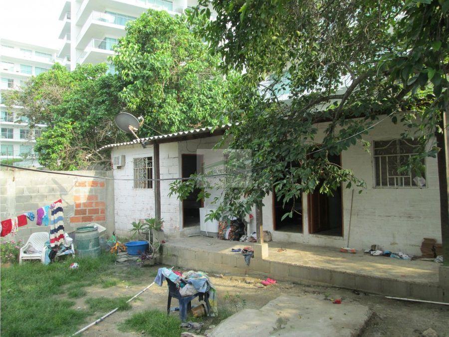 cartagena venta casa lote boquilla 64b01