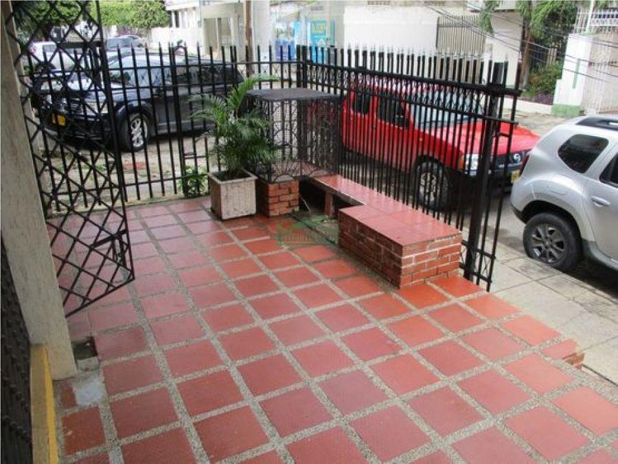 cartagena venta casa manga de 3 alcobas