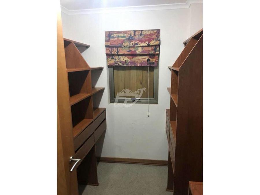venta casa 4d 4b en condominio los villares los andes