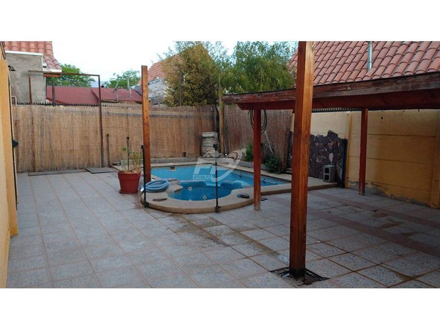 arriendo venta casa 4d 2b con piscina los andes
