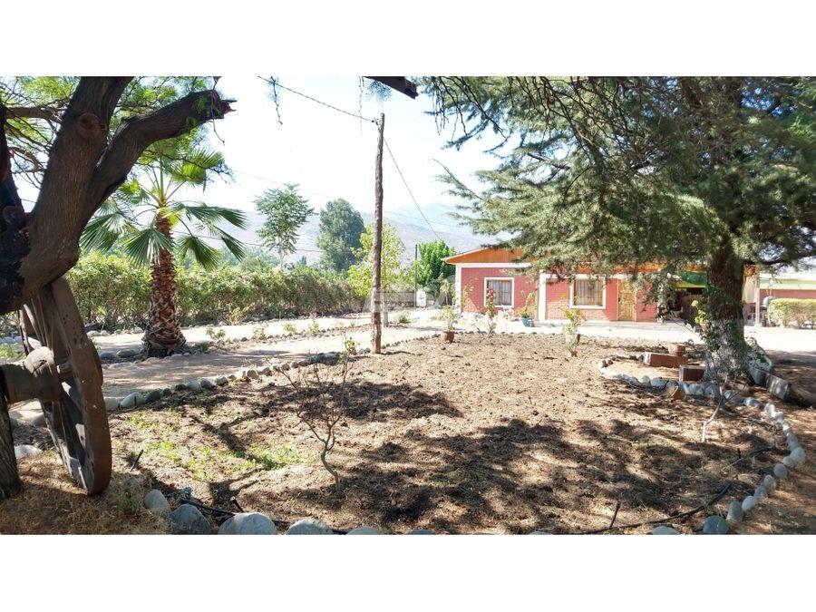venta parcela 112 hectareas con casa 3d 3b en calle larga