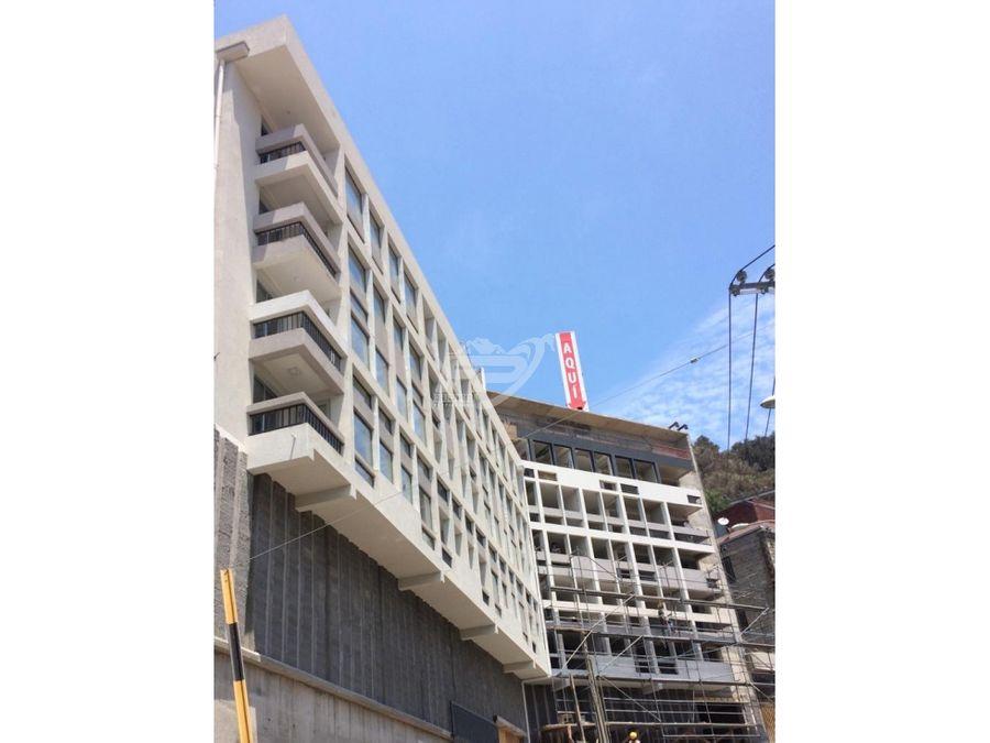 ultima unidad rebajada venta de depto nuevo 2d 2b en valparaiso