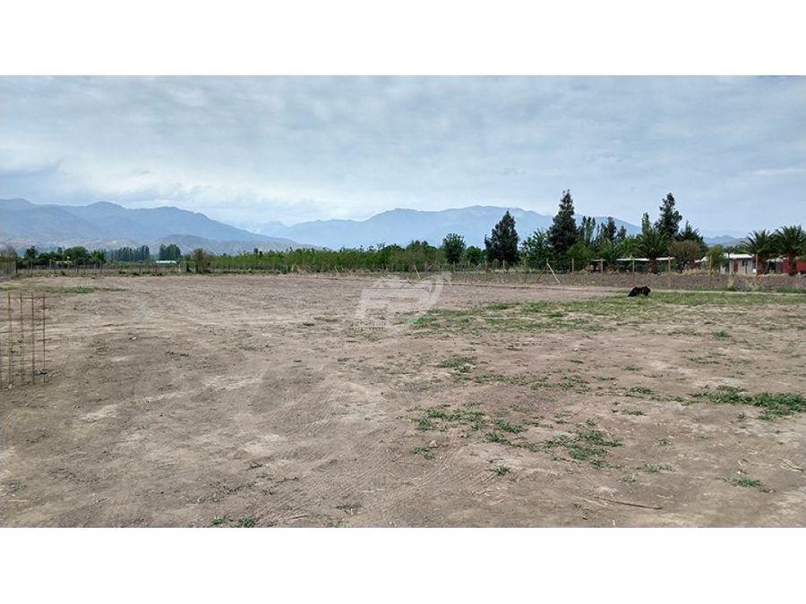 venta terreno 5600 m2 san esteban
