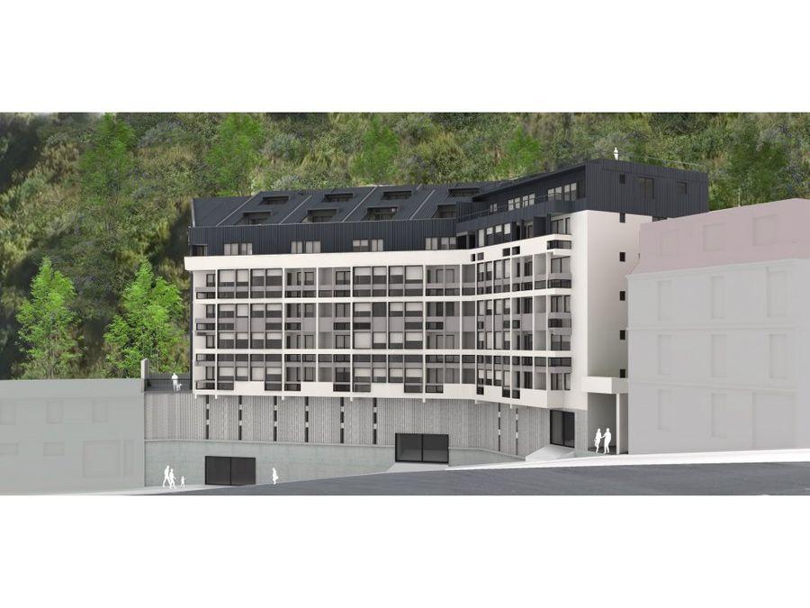 deptos 1 3 d en venta edificio francia valparaiso