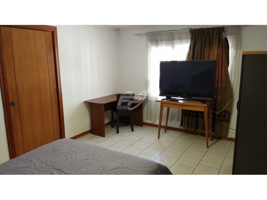 habitaciones con bano privado y tv cable