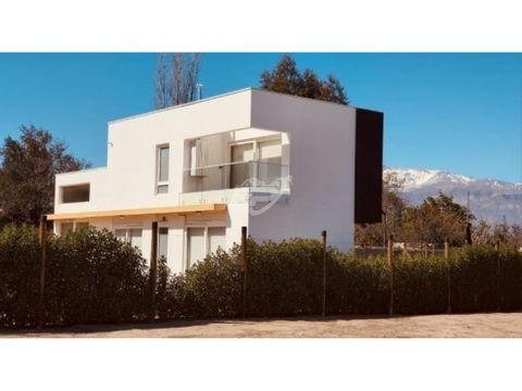 venta de casa mediterranea 4d 3b en calle larga