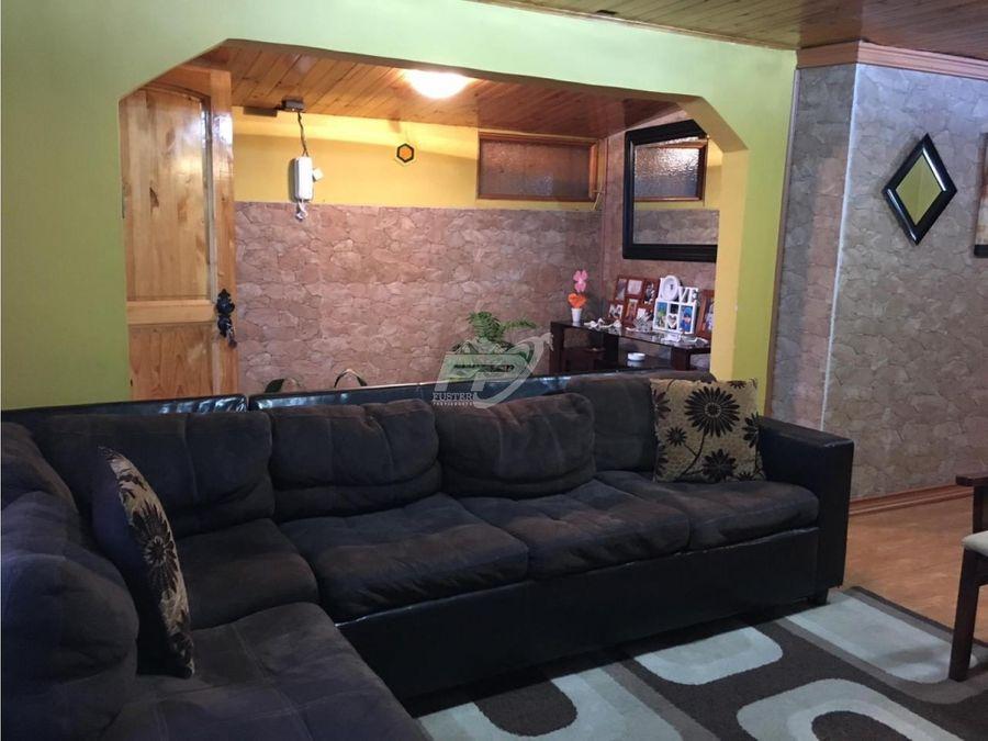 venta casa 4d 2b en los andes