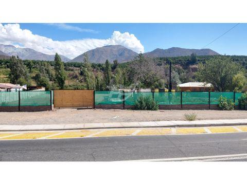 venta de terreno 383250 mt 2 en primera quebrada san esteban