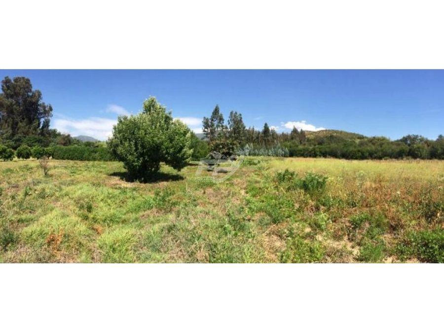 venta parcela 62 hectareas con 2 casas en olmue