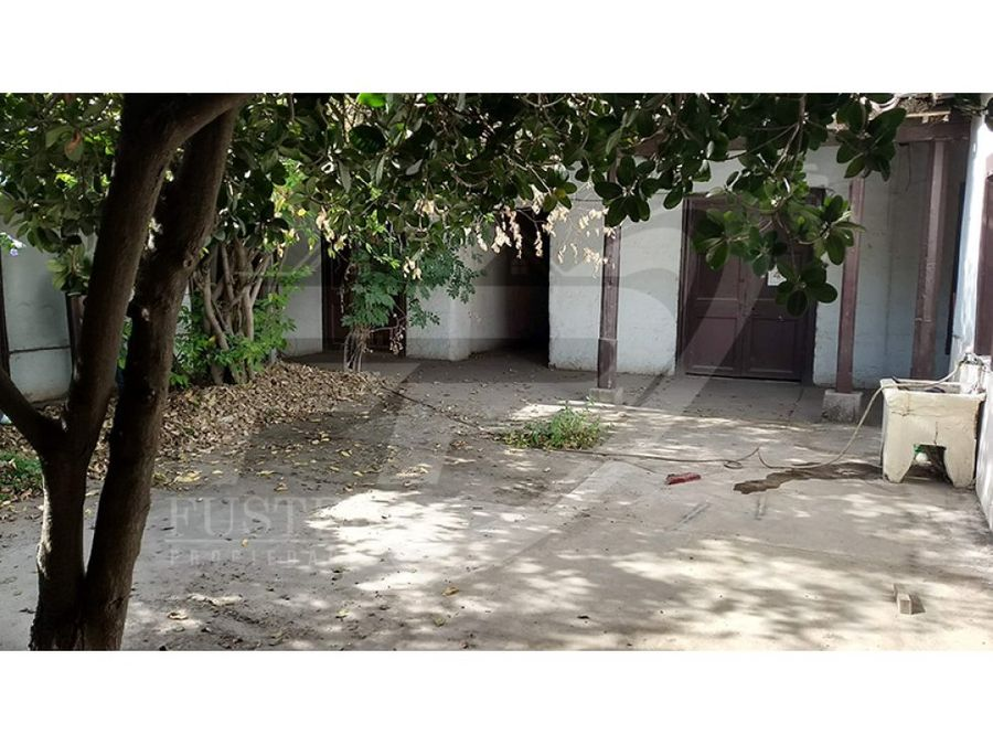 casa 8d 2b arriendo y venta en centro san felipe