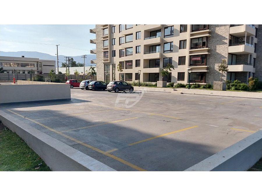 arriendo depto 1d 1b estacionamiento san felipe
