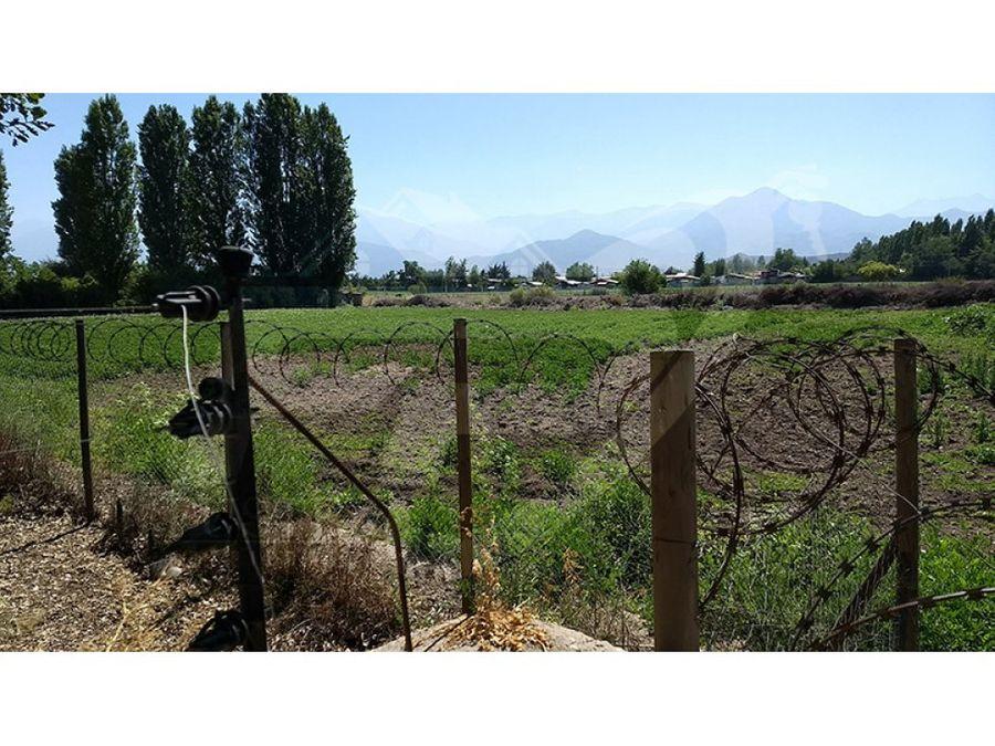 terreno 5002 m2 en venta los villares los andes