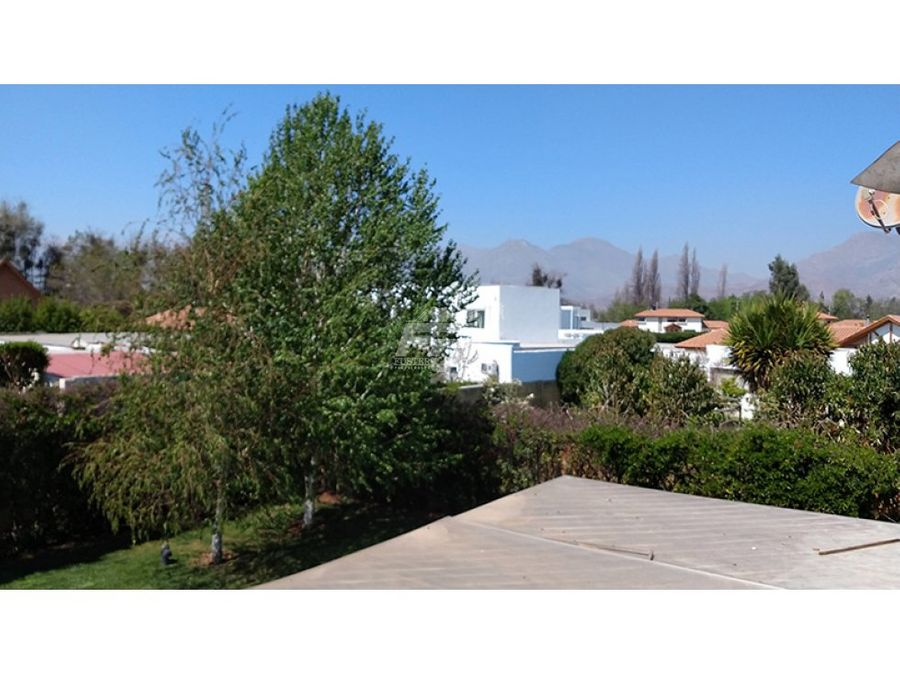 venta casa 3d 2b exclusivo condominio rinconada