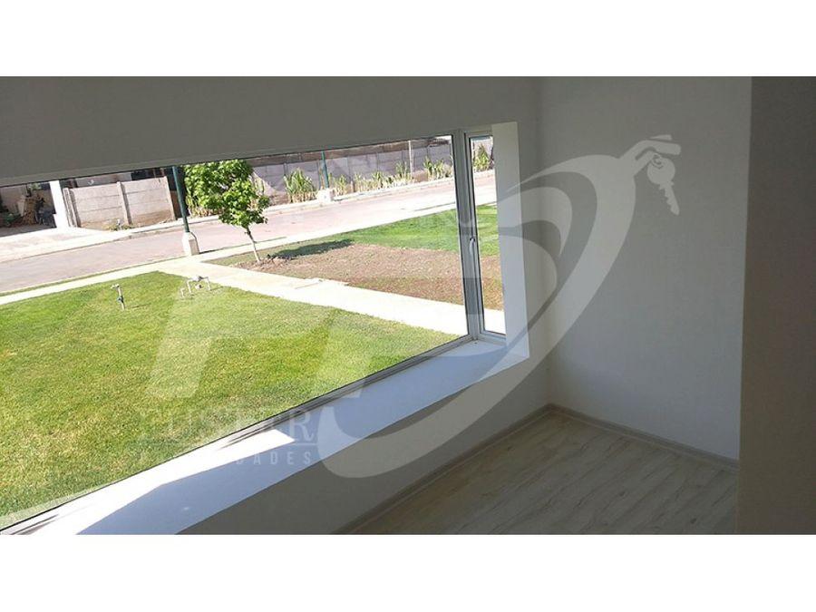 casa 3d 3b en exclusivo condominio de rinconada