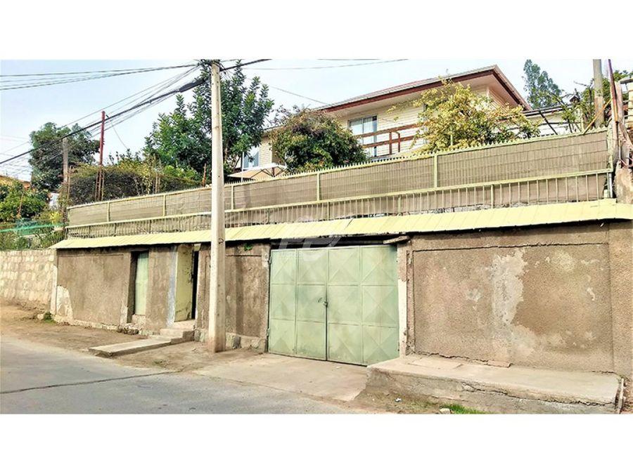 venta casa aislada 4d 2b estacionamiento los andes