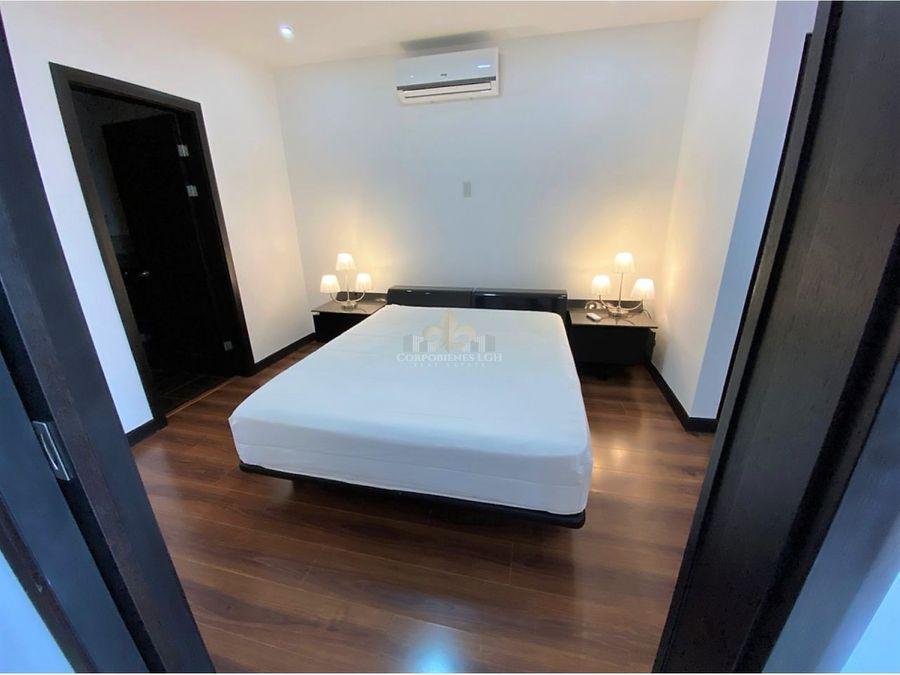 apartamento acogedor amueblado en santa ana centro