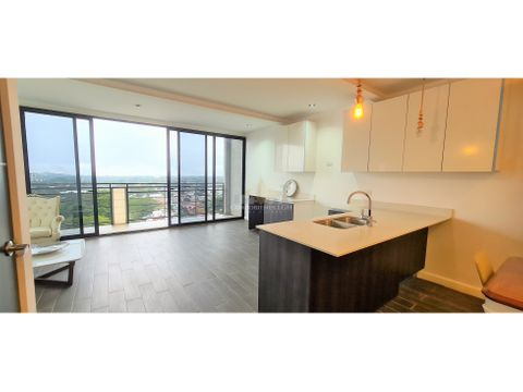 apartamento tipo loft moderno con 2 pisos en santa ana