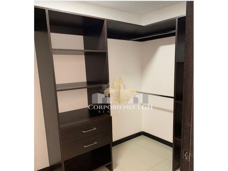 apartamento santa ana en exclusivo condominio