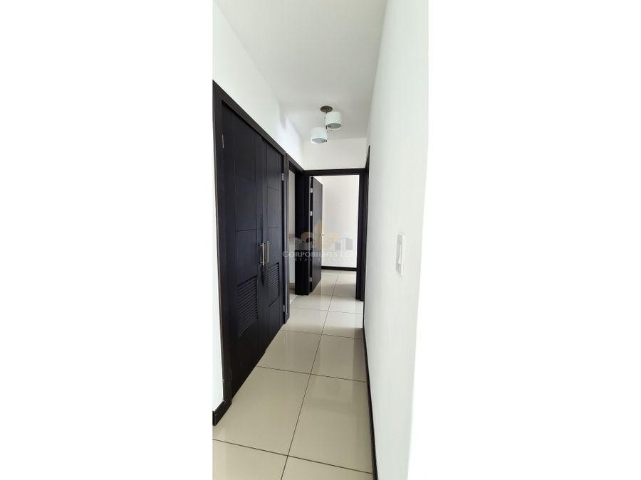 santa ana acogedor apartamento en santa ana en exclusivo condominio