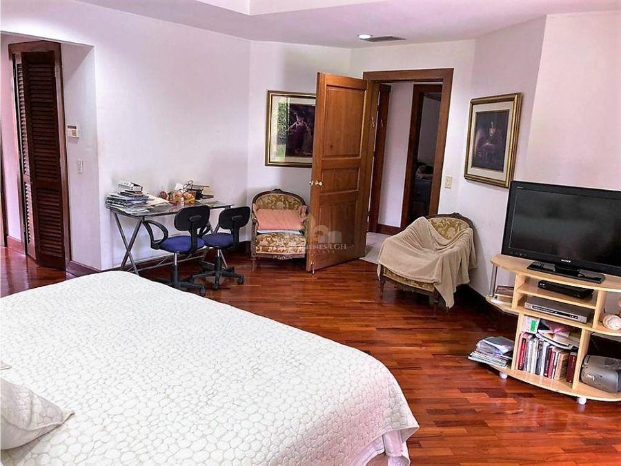 casa en exclusivo condominio de un solo piso en lindora santa ana