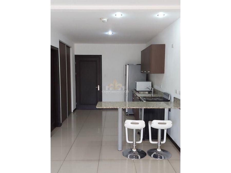 apartamento con electrodomesticos en santa ana centro