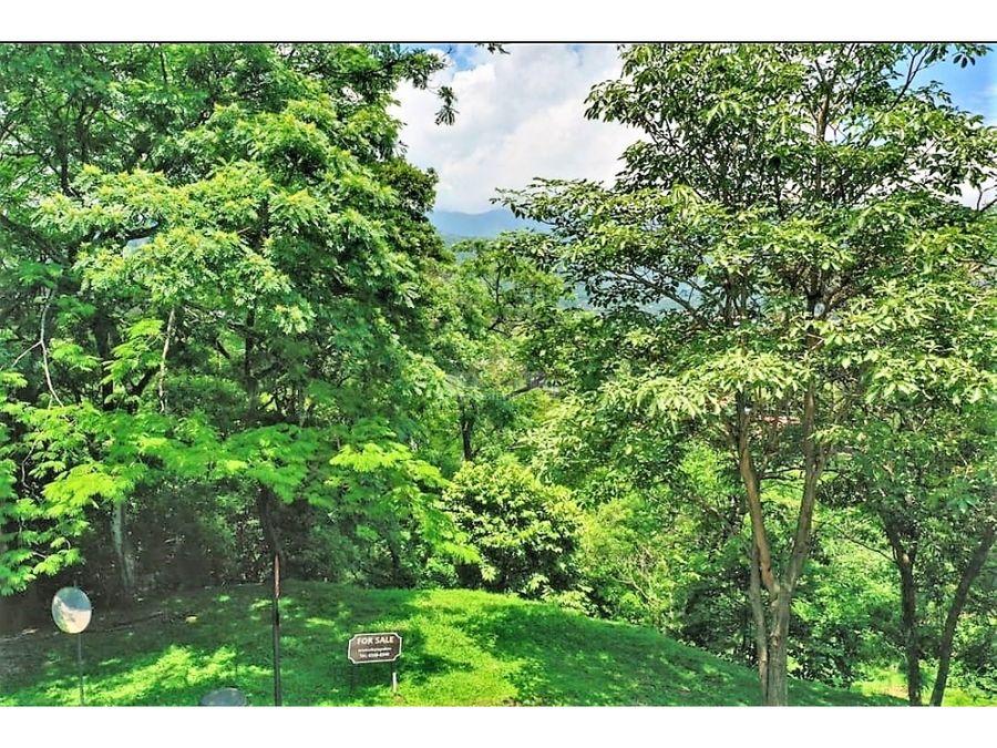 terreno en eco residencial villa real santa ana