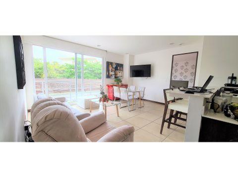 apartamento en exclusivo condominio moderno contemporaneo en escazu
