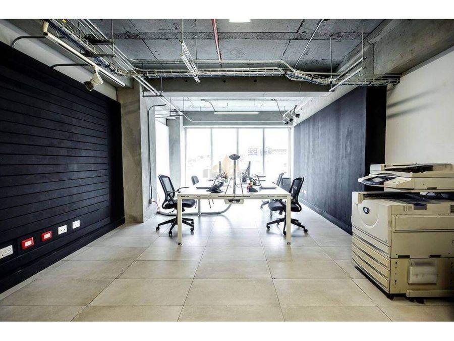 oficina en san jose torre paseo colon
